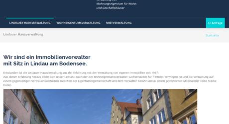Lindauer Hausverwaltung